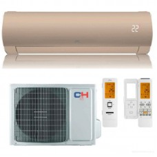 Кондиціонер Cooper Hunter CH-S18FTXD-GP Daytona Gold Inverter with WIFI (до -23С)