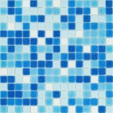 R-MOS B1131323335  мікс голубий-5 на сітці 20x20