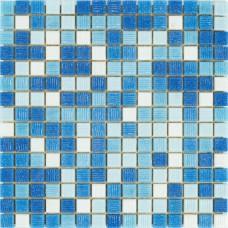 R-MOS B1131323335  мікс блакитний-5 на папері 20x20